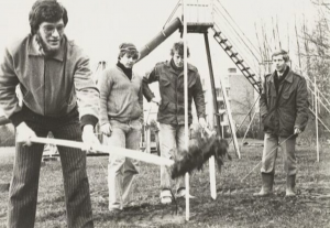 Speeltuin Schoneveld oude foto